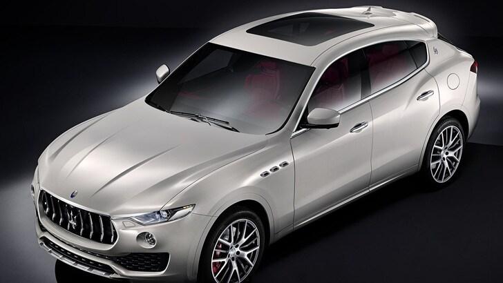 Maserati Levante: il test su strada