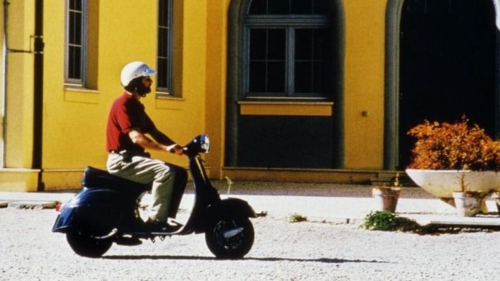 Vespa, star del cinema tra Roma e Hollywood