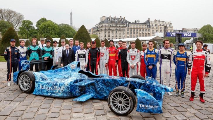 Formula E, la frontiera elettrica del motorsport