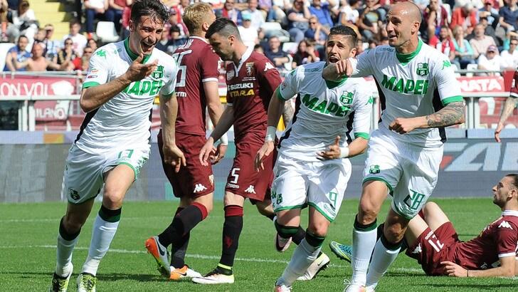 Figuraccia al Grande Torino: i granata di Ventura sconfitti 3-1 dal Sassuolo