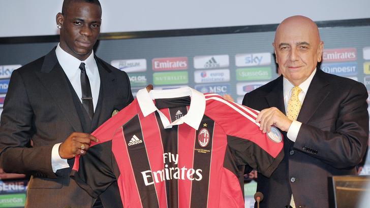Galliani:Balotelli si conquisti conferma
