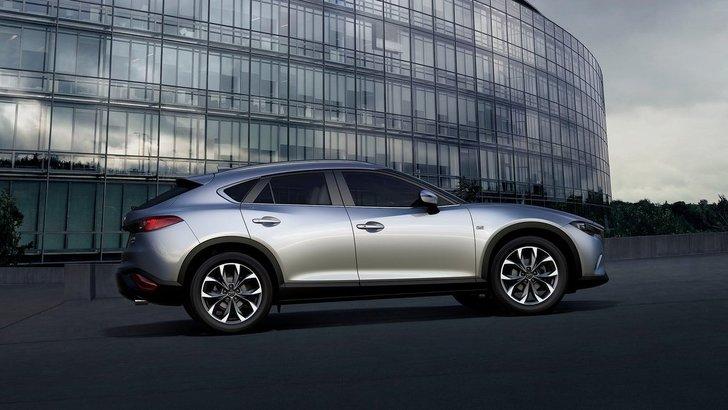 Mazda CX-4, debutta il SUV Coupé per la Cina