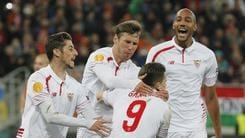 Europa League: Villarreal-Liverpool 1-0; Shakhtar-Siviglia 2-2