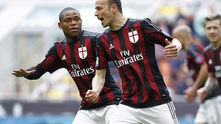 Serie A: il Milan pareggia e viene superato dal Sassuolo
