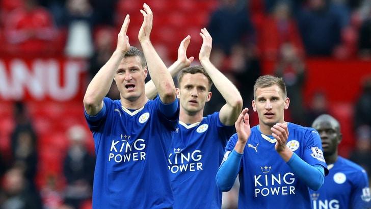 Premier League: Manchester United-Leicester 1-1, Ranieri rimanda la festa