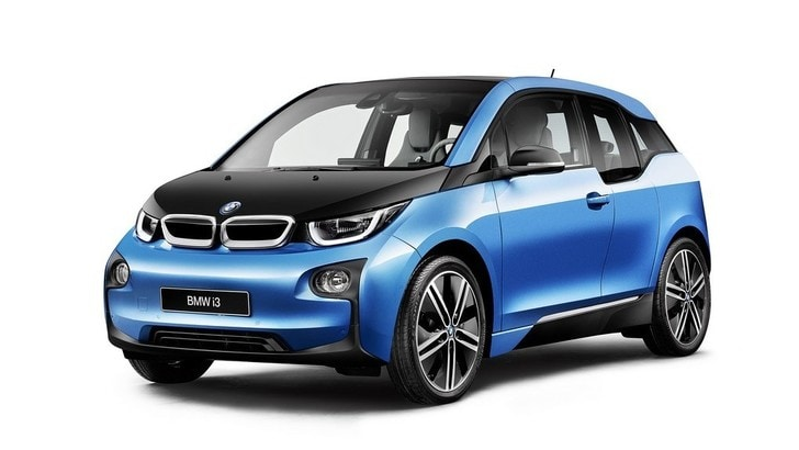 BMW i3, ora l'autonomia è di 300 km