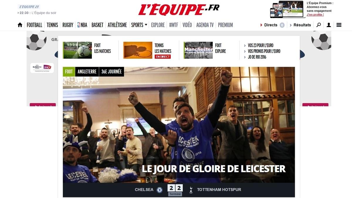 Leicester campione: il mondo ai piedi di Ranieri