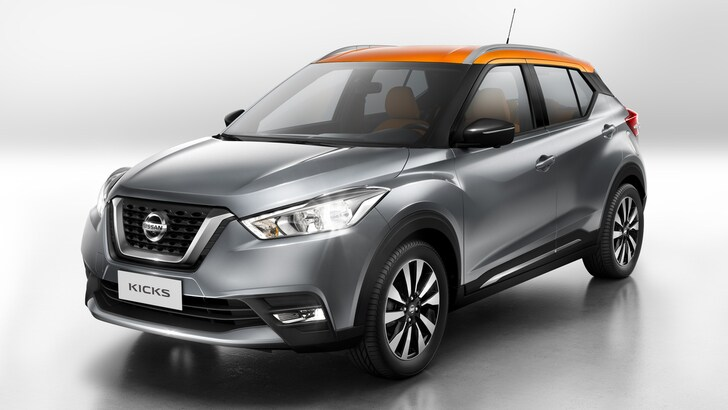Nissan Kicks, tra Juke e Qashqai, ma non in Italia