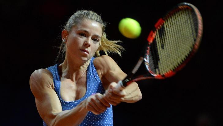 Tennis, Camila Giorgi non sarà agli Internazionali di Roma