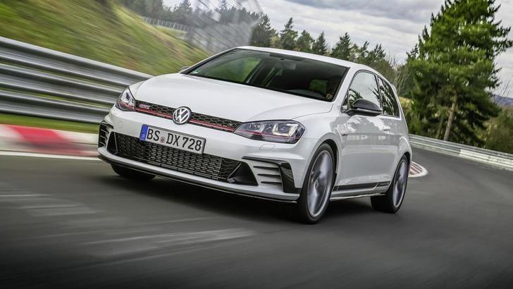 Volkswagen Golf GTI Clubsport S, la padrona del Nurburgring
