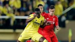 Diretta Europa League: Liverpool-Villarreal, Siviglia-Shakhtar live
