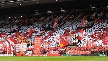 Liverpool, commozione nel ricordo delle 96 vittime di Hillsborough