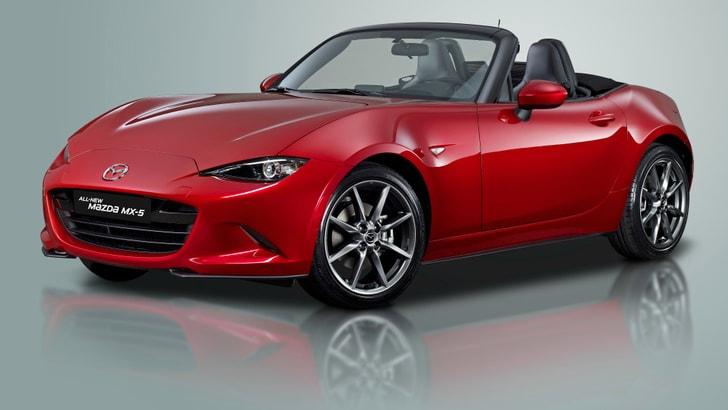 Un milione di Mazda MX-5, è record