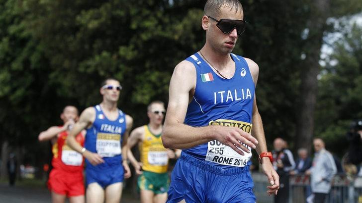 Marcia, Schwazer torna da re nella 50 km ai Mondiali di Roma