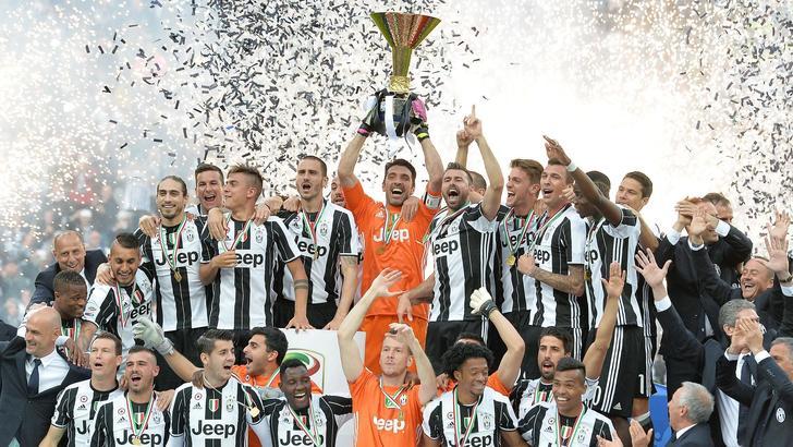 Juventus La Festa Scudetto Segui La Nostra Diretta Tuttosport