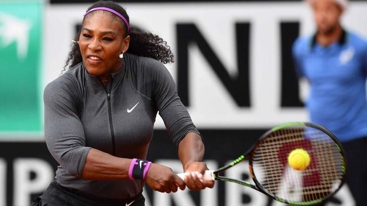 Internazionali, Serena Williams regina a Roma: Keys ko