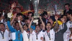 Europa League, in lavagna il quarto trionfo del Siviglia
