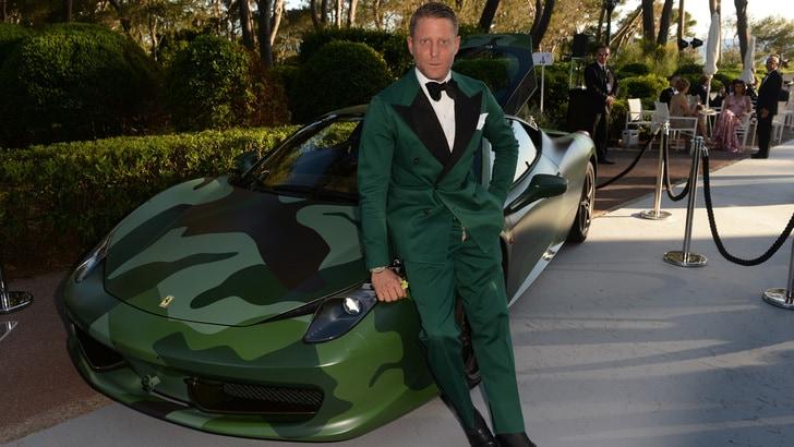 Battuta a 1 milione di euro la Ferrari di Lapo Elkann
