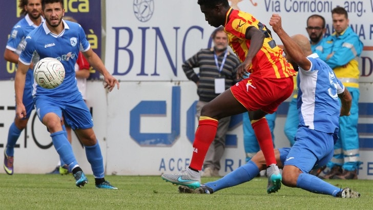 Lega Pro: Lecce-Foggia, avanti  l'«1»
