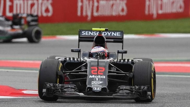 F1 McLaren, Vandoorne: «Ottimista per il 2017»