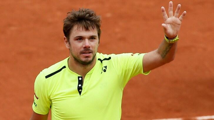 Tennis, Roland Garros: Wawrinka avanti a fatica. Bolelli subito ko