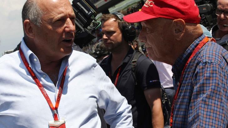 F1, Dennis: «Metteremo fine al dominio Mercedes»