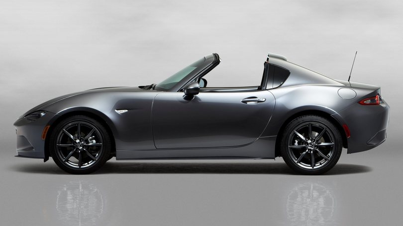 Mazda RX-Vision e MX-5 RF protagoniste a Goodwood e Villa d'Este