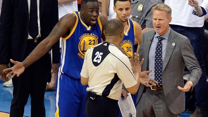 Basket NBA, arrestato Draymond Green