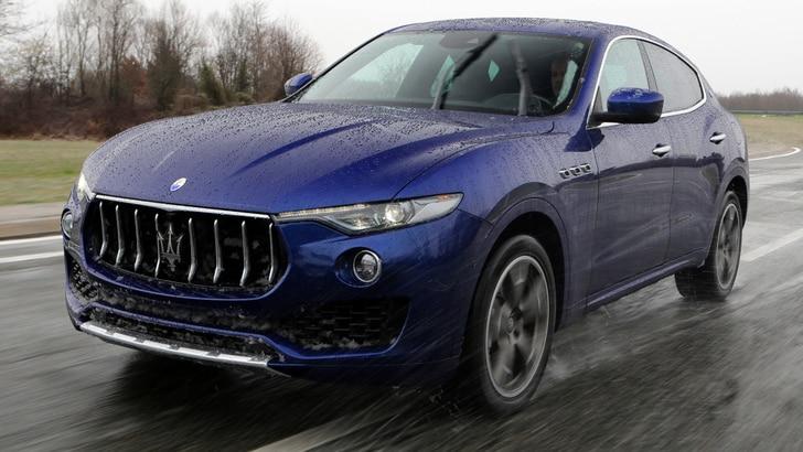 """Maserati Levante, via alla produzione e in 550 rientrano dalla """"cassa"""""""