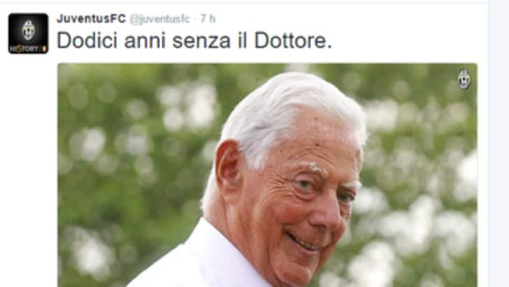 Dodici anni senza Umberto Agnelli: la Juventus ricorda il Dottore