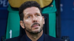 Atletico Madrid, Simeone: «Real migliore. Futuro? Devo pensarci»