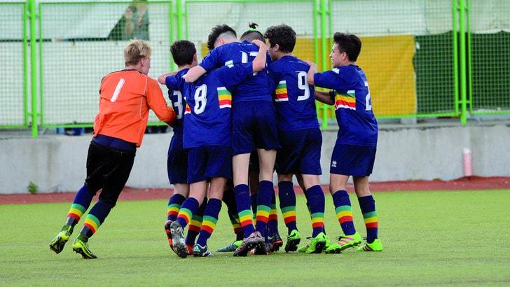 Giovanissimi Fascia B Regionali - Pro Settimo Eureka, il trionfo del gruppo