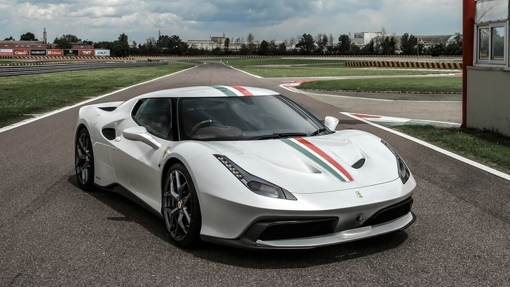 Ferrari 458 MM Speciale, la One-Off su misura per un cliente inglese
