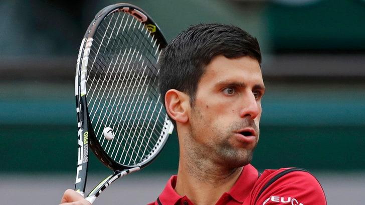 Tennis: Djokovic si qualifica per la semifinale del Roland Garros