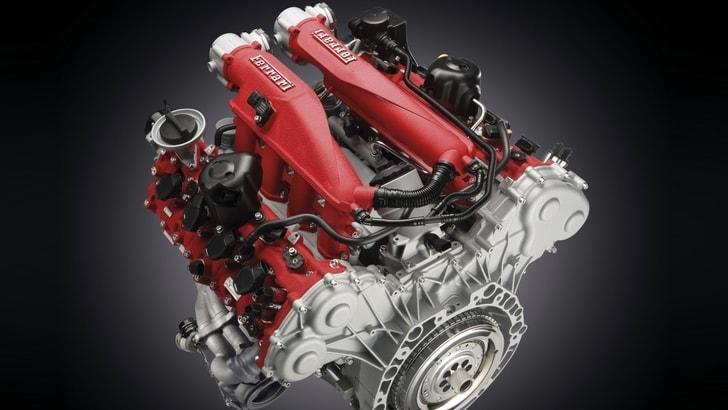 Ferrari vince il premio Engine of the year per la 488 GTB