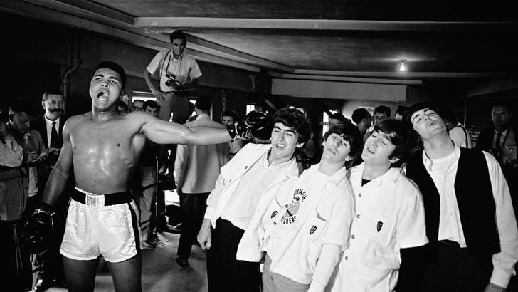 Le 10 curiosità sul mito Muhammad Ali