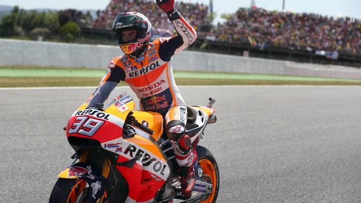 MotoGP Barcellona: Sky, è record di ascolti, molto bene anche TV8