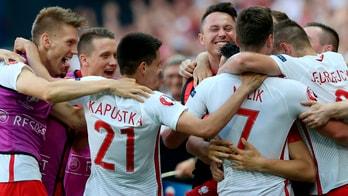 Euro 2016, Polonia-Irlanda del Nord 1-0: Milik per i primi tre punti
