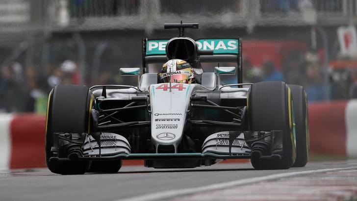 F1, Hamilton prenota il titolo