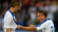 Euro 2016 Italia, Bonucci: «Un assist provato alla Juve»