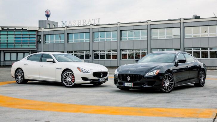 Maserati Quattroporte, arriva il restyling