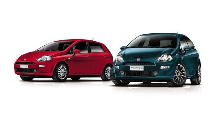 Fiat Punto, il 1.3 Multijet da 95 CV entra in listino