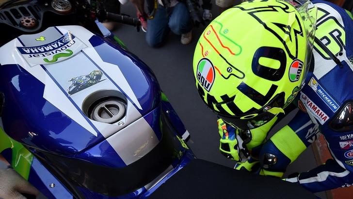 MotoGP: Valentino Rossi e Jorge Lorenzo ad Assen con il nuovo telaio