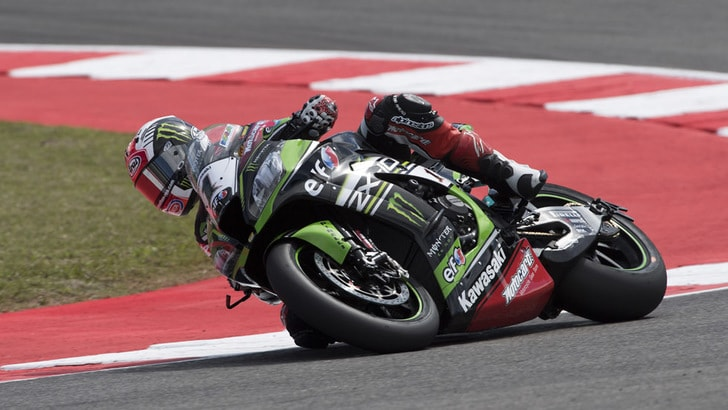 Mondiale Superbike a Misano: Rea vince la prima manche