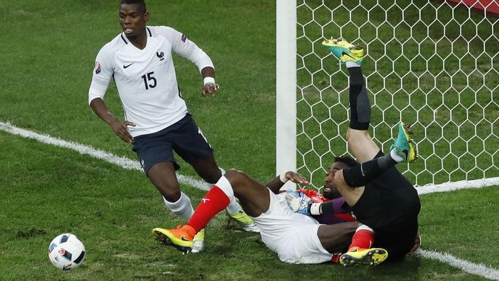 Euro 2016, Svizzera-Francia 0-0: Pogba show, tutti agli ottavi