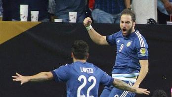 Coppa America: Argentina in finale, Messi da record e 4-0 agli Usa