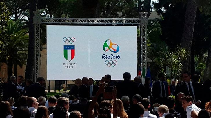Rio 2016, Pellegrini: «L'Olimpiade muove i nostri cuori»