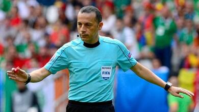 Euro 2016: Italia-Spagna, arbitrerà Cakir e i turchi ce l'hanno con gli azzurri