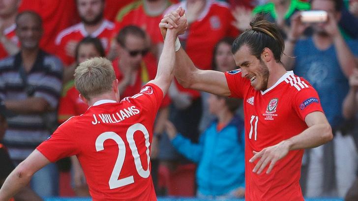 Euro 2016, Galles-Irlanda del Nord 1-0: Bale ci mette lo zampino
