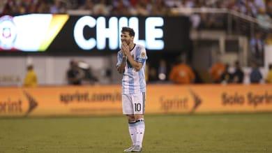 Messi: addio alla Nazionale, ma per i bookmaker ci ripensa